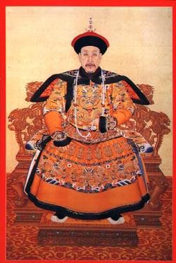 清朝历代皇帝列表-中学学科网图片