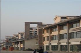 一幢食堂和一幢学生宿舍,扩建面积6055平方米,学校规模为36个教学班图片