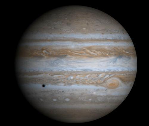 科学家发现木星早期曾吞噬大量卫星(组图)