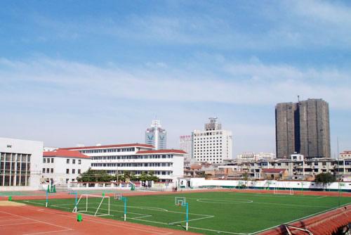 河南省周口市第一高级中学-v高中高中展-网校光山个名校几有图片