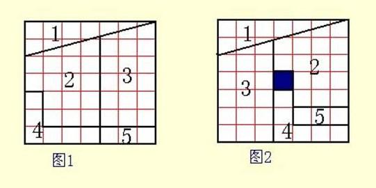 失踪的正方形
