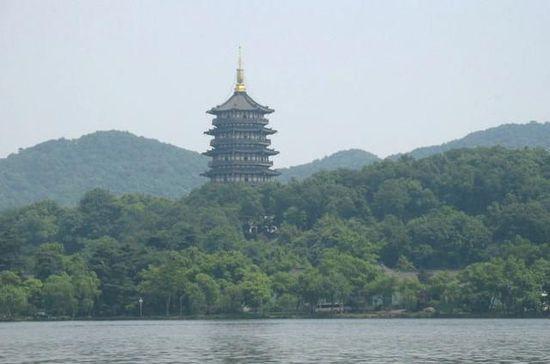 中国古代杰出的十大名塔之杭州雷峰塔
