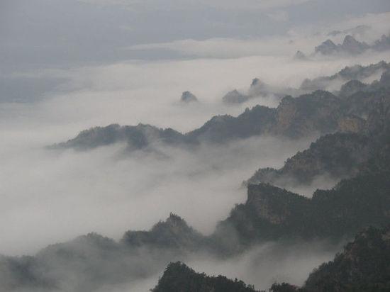 白云山国家森林公园旅游资源丰富