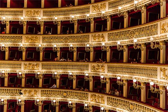 世界十大著名歌剧院