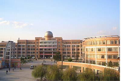 山东省临沭县第二中学