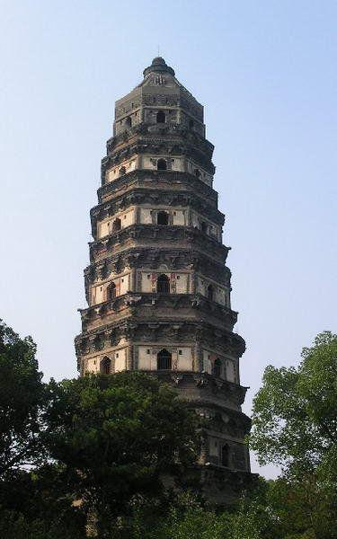 中国最古老13座佛塔:看你知道几个