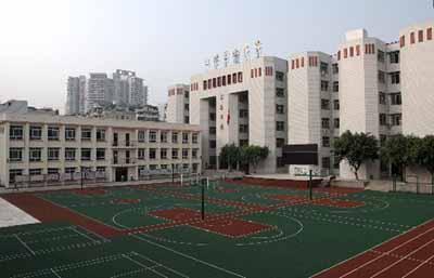重庆市江津市实验中学图片