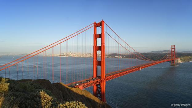 世界著名塔大桥