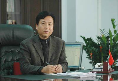 王海斌 辽宁省盘锦市高级中学校长