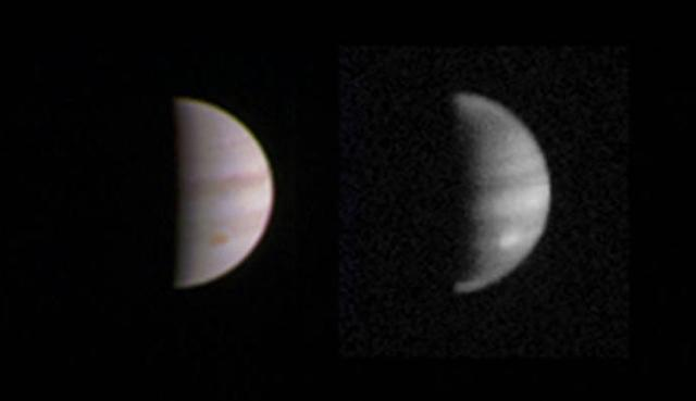 今晚朱诺将拍摄最清晰木星照片