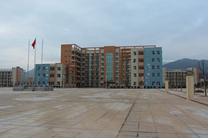 1月4日带您走进江西省赣州市寻乌中学