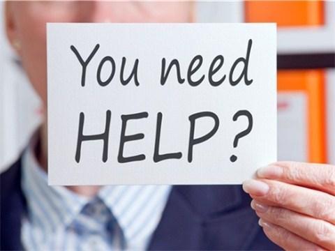 怎样用英语向别人寻求帮助