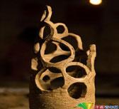 还能这么玩?四川一高校开设陶艺课花样玩泥巴