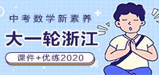 (浙教版)2020中考数学专项复习(原卷+解析卷)